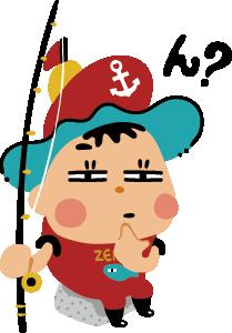 オリジナルキャラクター ユーくん
